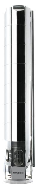 Serie WSP - Bomba agua de pozo sumergible acero inoxidable