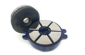 Cojinete axial y disco de fricción