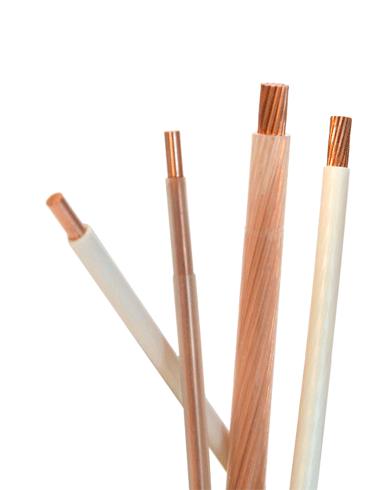 Cables de bobinado motor sumergible de pozo